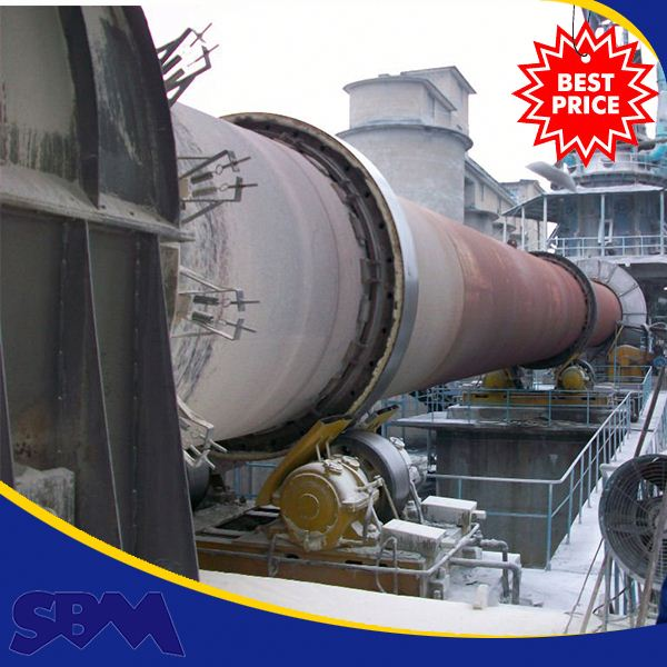 Vietnam limestone rotary kiln calcination price for sale