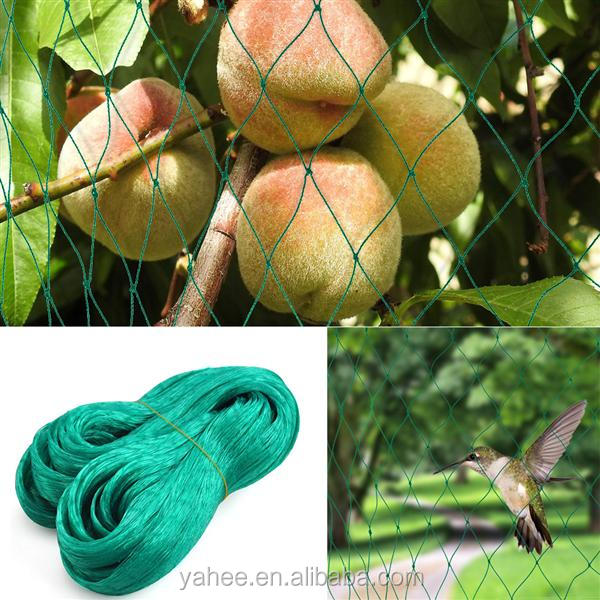 Heavy Duty 4x10M Bird Netting Net Mesh Fruit Garden Crop Pond
