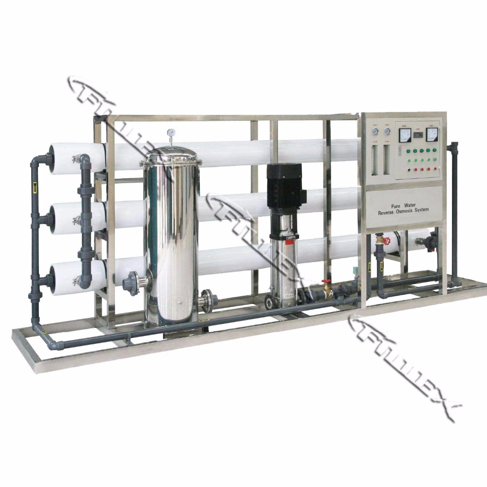RO Water treatment equipment chemical industries,food,drinking