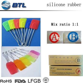 Food grade mould silicone Rubber Manufacturer