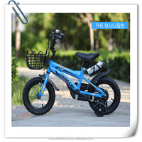 children bicycle with basket and training wheels for boys and girls gifts
