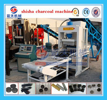 Lantian Brand Wood barbecue charcoal machine coal briquette making machine price