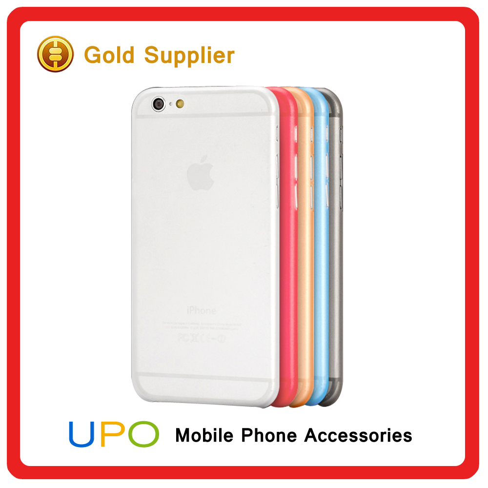 [UPO] Wholesale Matte Frosted plastic PC Cell phone case for iphone 6 6s