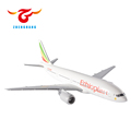 best selling ethiopian airplanes model china gift factory for display
