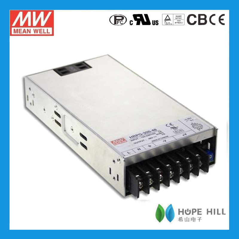 Original MEAN WELL 300W Single Output with PFC Function HRP-300-36