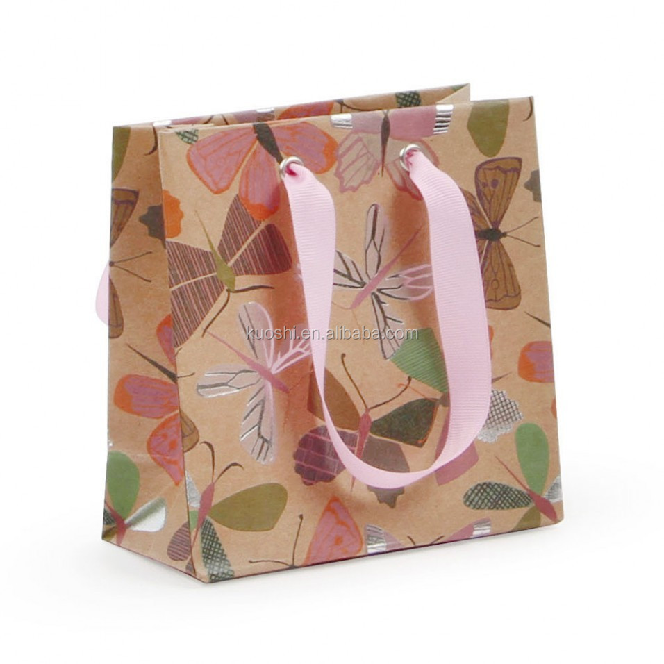 manufacture smart shopping paper bag wedding