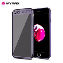 Electroplating 6 5 4 phone case for iphone 7