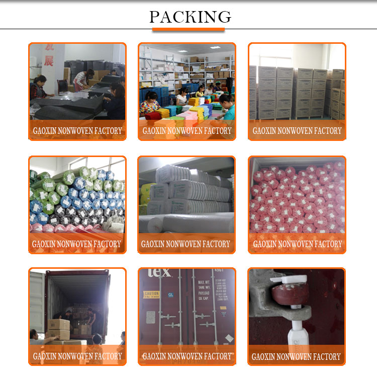 High Quality&Free Design Needle Punched Nonwoven Anti-skid Pan Protector/Nonwoven Pot Holder