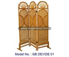 Rattan Divider For Home Decor, Home Furniture, Divider