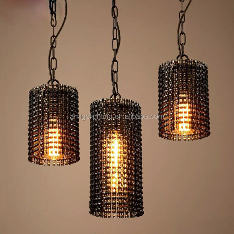 vintage industrial decorative chain for hanging lamp CP42