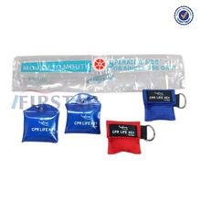 face shield key chain cpr mask key ring disposable medical face shields