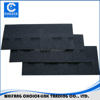 roof shingle, Laminated best colored asphalt roof shingle