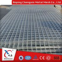 Anping Factory 3/8 Inch Galvanized Welded Wire Mesh