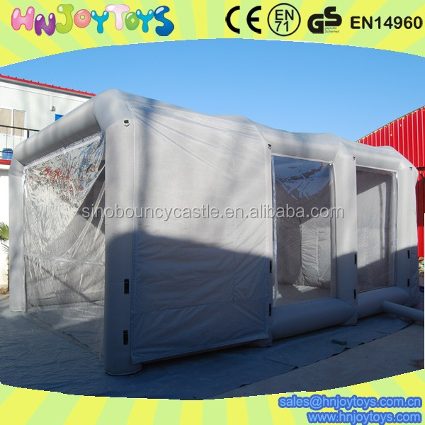 used car paint booth portable paint booths truck paint. Black Bedroom Furniture Sets. Home Design Ideas