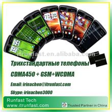CDMA 450MHz Mobile Phone/Cell Phone With Bluetooth MP3 MP4