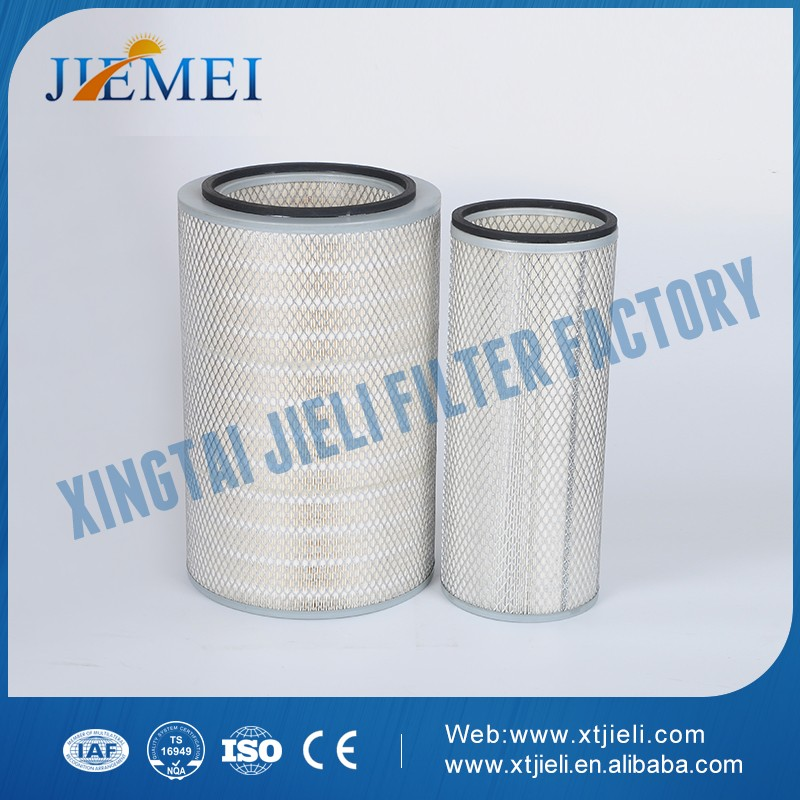 PRODUCE HOWO HEPA AIR FILTER K3046 AF25276 AF25277 1109N12020 P500220
