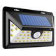 Wholesale Outdoor High Quality Waterproof Security Motion 34 Led Solar Sensor Wall Light