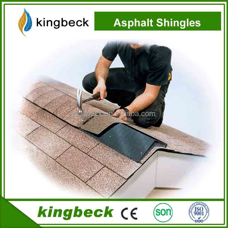 chinese asphalt shingle flat roofing low cost fiberglass asphalt shingles