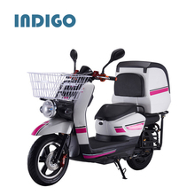 Eco friendly electric food delivery scooter adult motor scooter