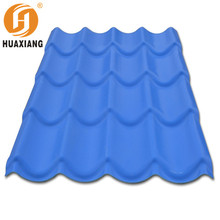 High quality long service time synthetic spanish roof tile