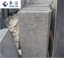 Chinese flamed blue stone / limestone tiles