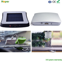3 years warranty Hot sale Portable 1800-5200mah window solar phone charger