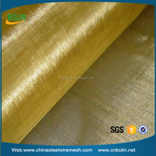 wholesale brass wire mesh gauze screen