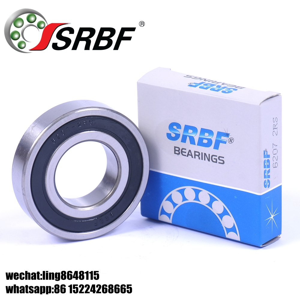 SRBF china famous brand bearings supply buy chrome v 6204 open zz 2rs deep groove bearing