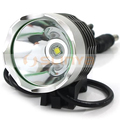 SOX XML T6 Super Bright LED Aluminum 1200LM Bicycle Front Bar Headlight
