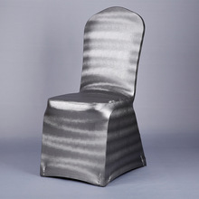 pu chair cover table clothes chair cover