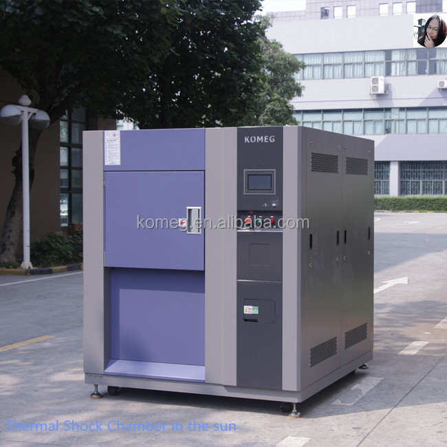 Electrical testing equipment temperature cycling testing Thermal Shock Test Chamber
