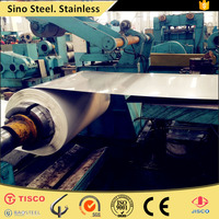 cold/hot rolled 2B surface PVC/tin coated 304 stainless steel sheet