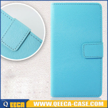 Good quality magnetic leather flip case for lenovo s890