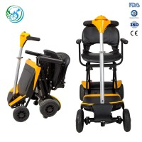 Cheap Portable Disabled Folding Electric Mobility Scooter
