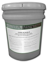 5 Gallons of Stone Sealer #5 - solvent based granite sealer and enhancer