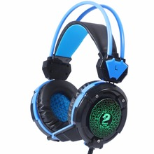 stereo super bass wired gaming headphones
