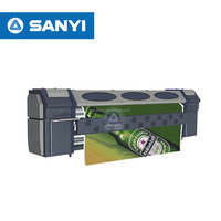 Large Format Solvent Printer FY-3208G With Seiko 510/35PL Printheads For Outdoor Printing
