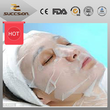 fast-selling disposable natural silk facial mask helps to improve skin conditions