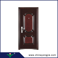 2015 new product exterior american steel door