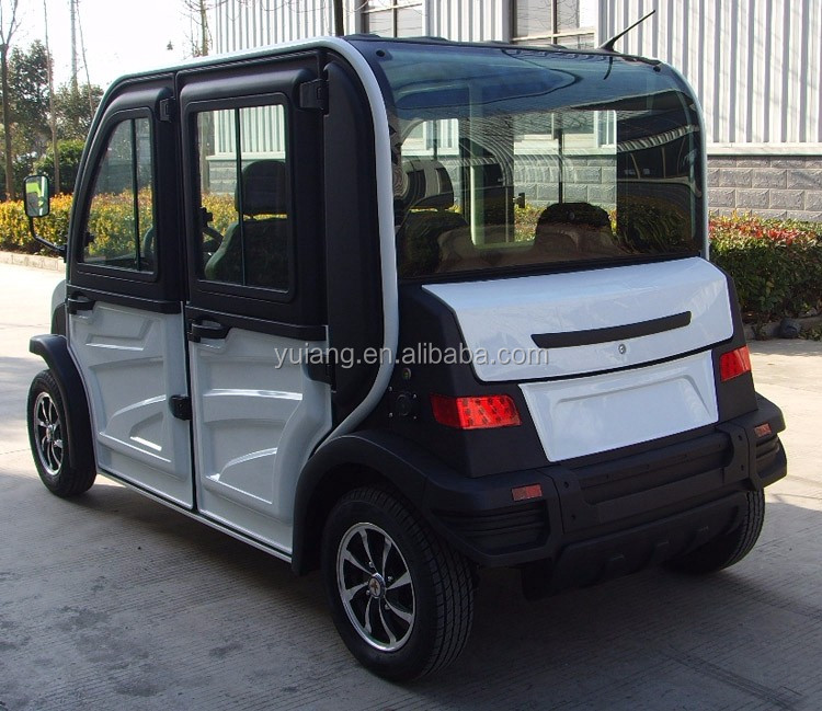 cheap china 4 seater golf cart 42Km/h adjustable 110Km ranger