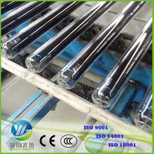Direct Flow Evacuated Tube Solar Collectors High Quality Horizontal Vacuum Tube Solar Collector Tubes