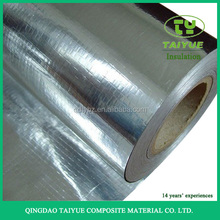 heat reflective fabric woven cloth radiant barrier foil polyurethane foam insulation