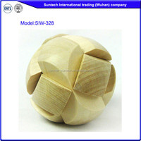 wooden puzzle games iq puzzle 3d maze ball game puzzle toy
