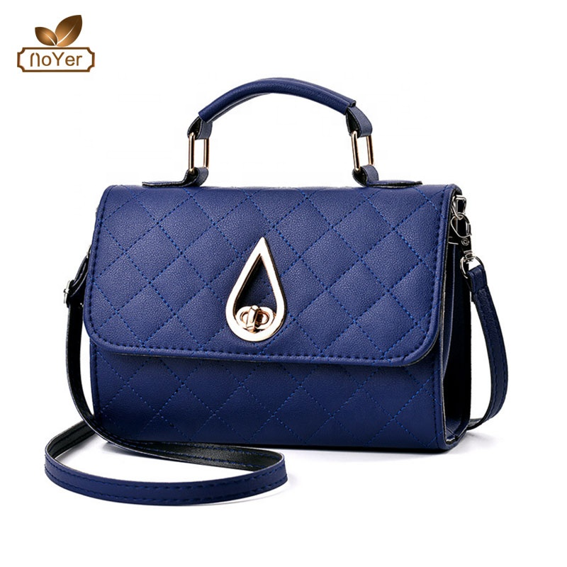 <strong>Manufacturers</strong> hot selling new Lingge chain bag korean fashion women's custom shoulder bag
