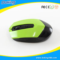 New style logo printed finger mouse wireless