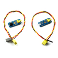 ALSRobotBase IR Transmitter Sensor and IR Receiver Sensor Suit for Carduino Microcontroller