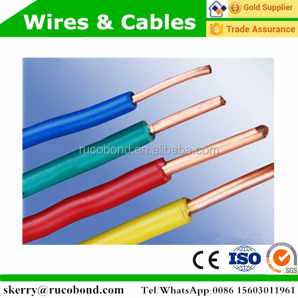 prefabricated branch single copper core welding ground cable