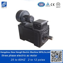 three phase electric motor 3 phase ac induction motor 1500rpm 4kw