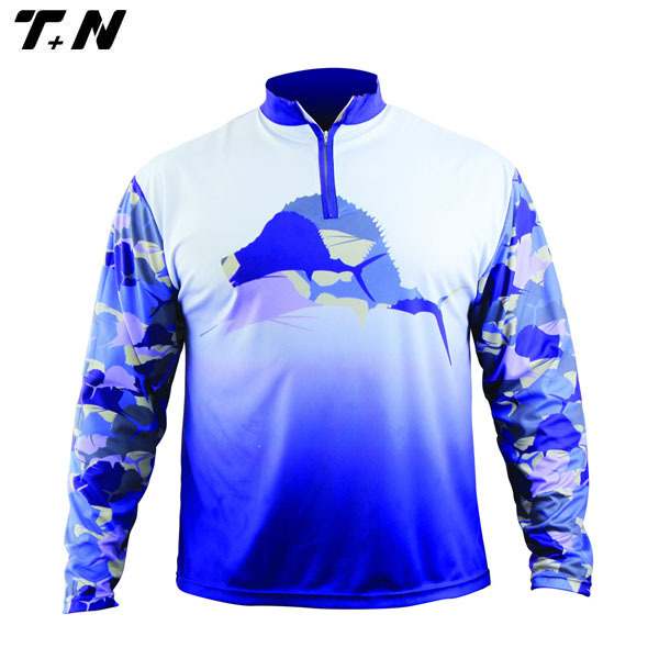 polyester fishing shirt polyester fishing polo shirt