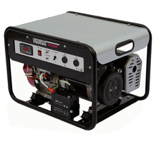 5KW Home Portable Natural Gas/LPG Electric Generator Single Phase